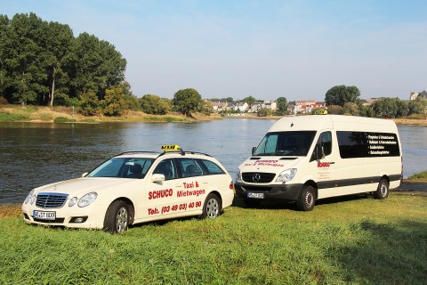 Taxi - Taxi & Mietwagen Schuco in Coswig (Anhalt)
